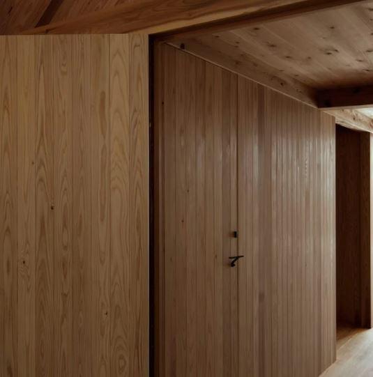 La madera, natural