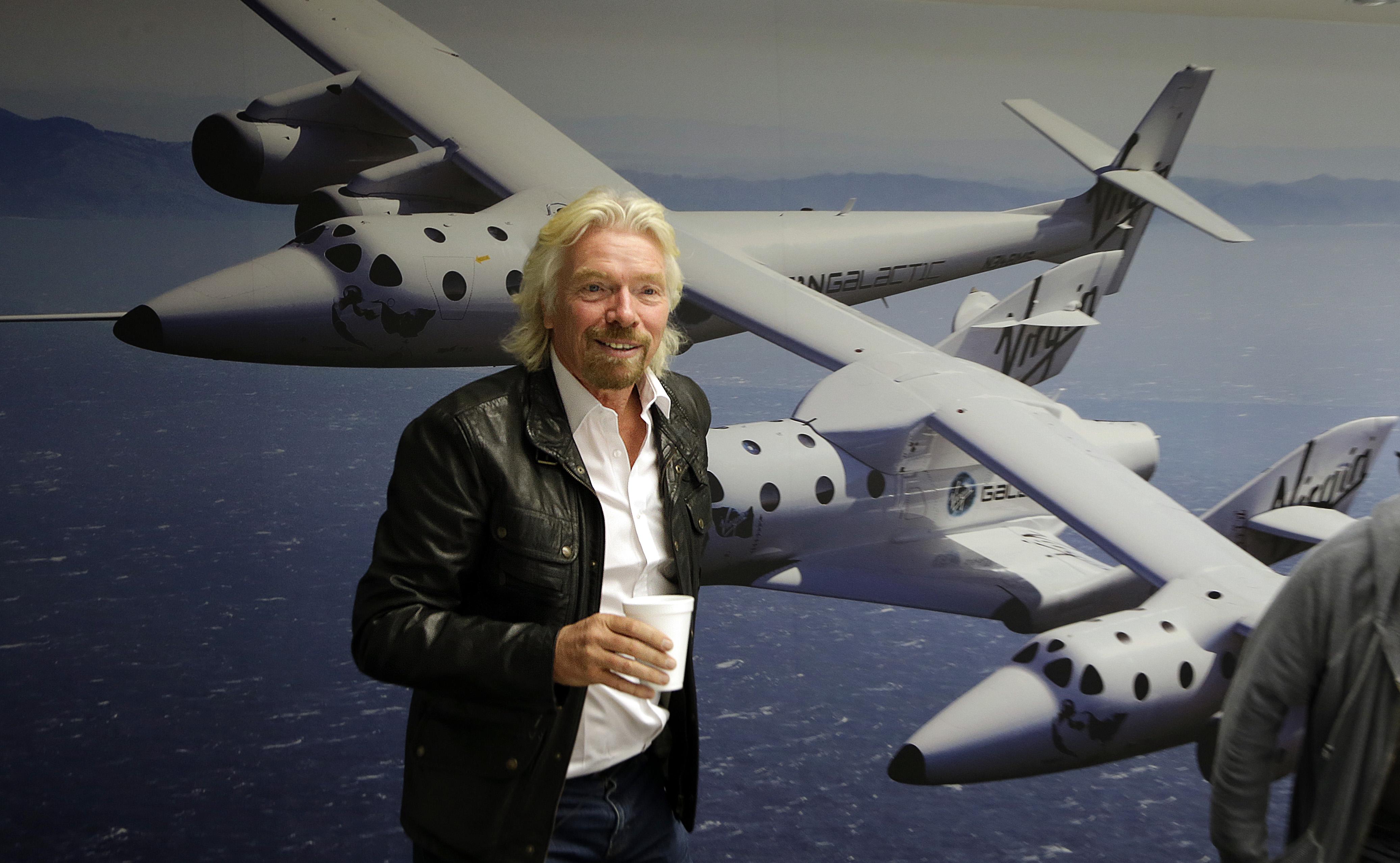 El multimillonario Richard Branson / Gtres