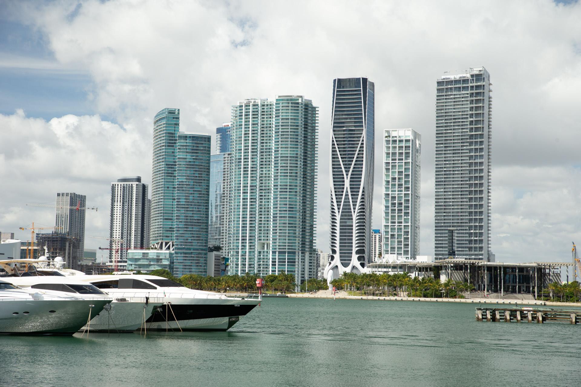 Miami, una de las ciudades que respira optimismo inmobiliario ante el covid-19. / Gtres