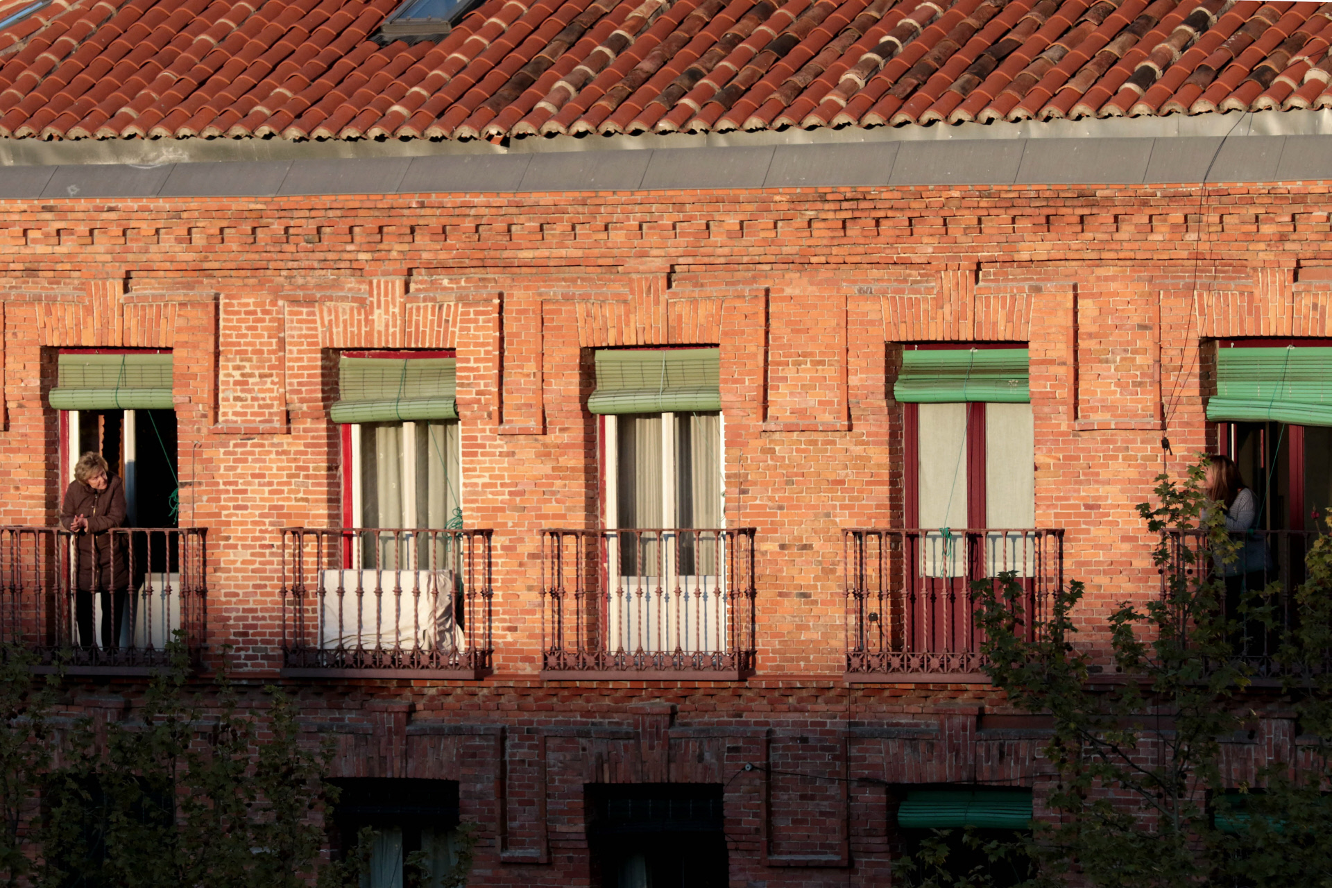 Edificio antiguo en Madrid / Gtres