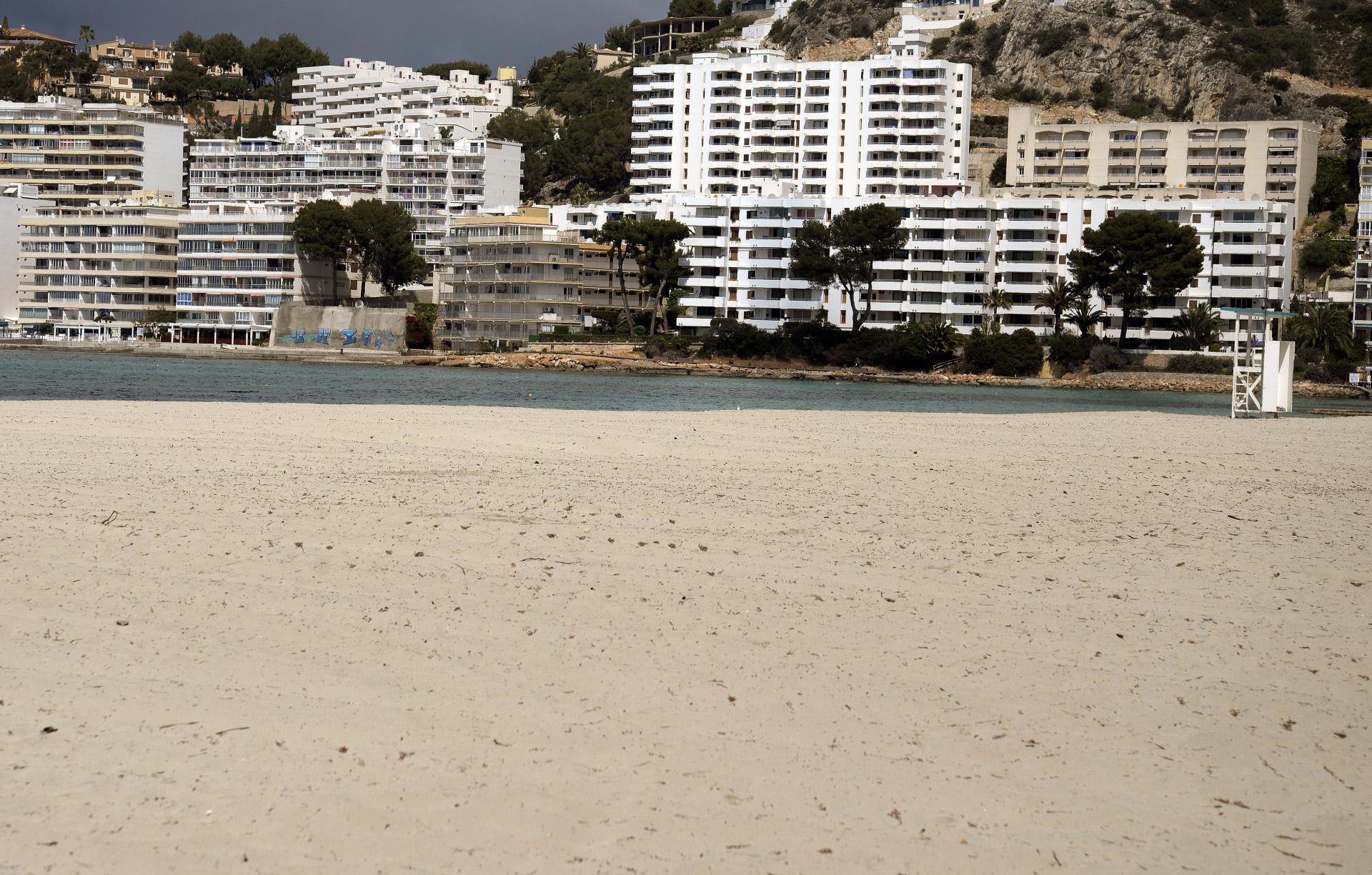 Hoteles en la playa. / Gtres