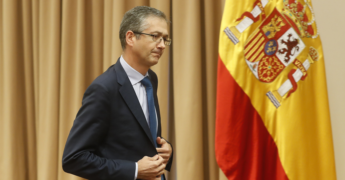 Pablo Hernández de Cos, gobernador del Banco de España / Gtres