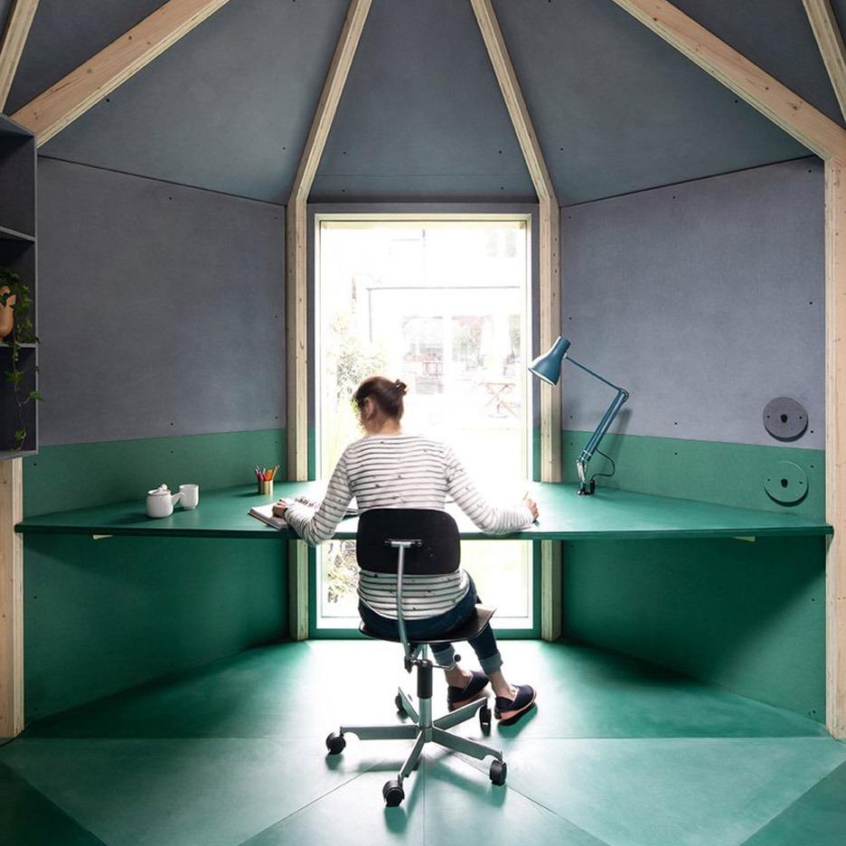 Una habitación en el jardín / Studio Ben Allen