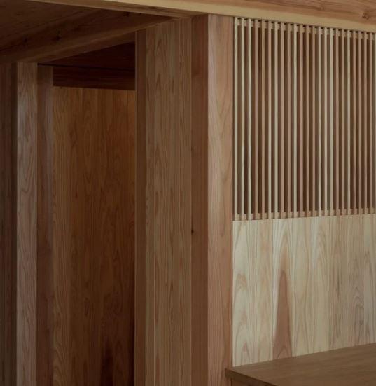 La madera, siempre protagonistaPa