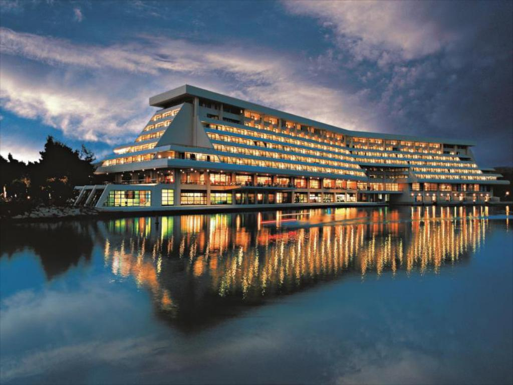 Hotel Porto Carras. / Porto Carras.