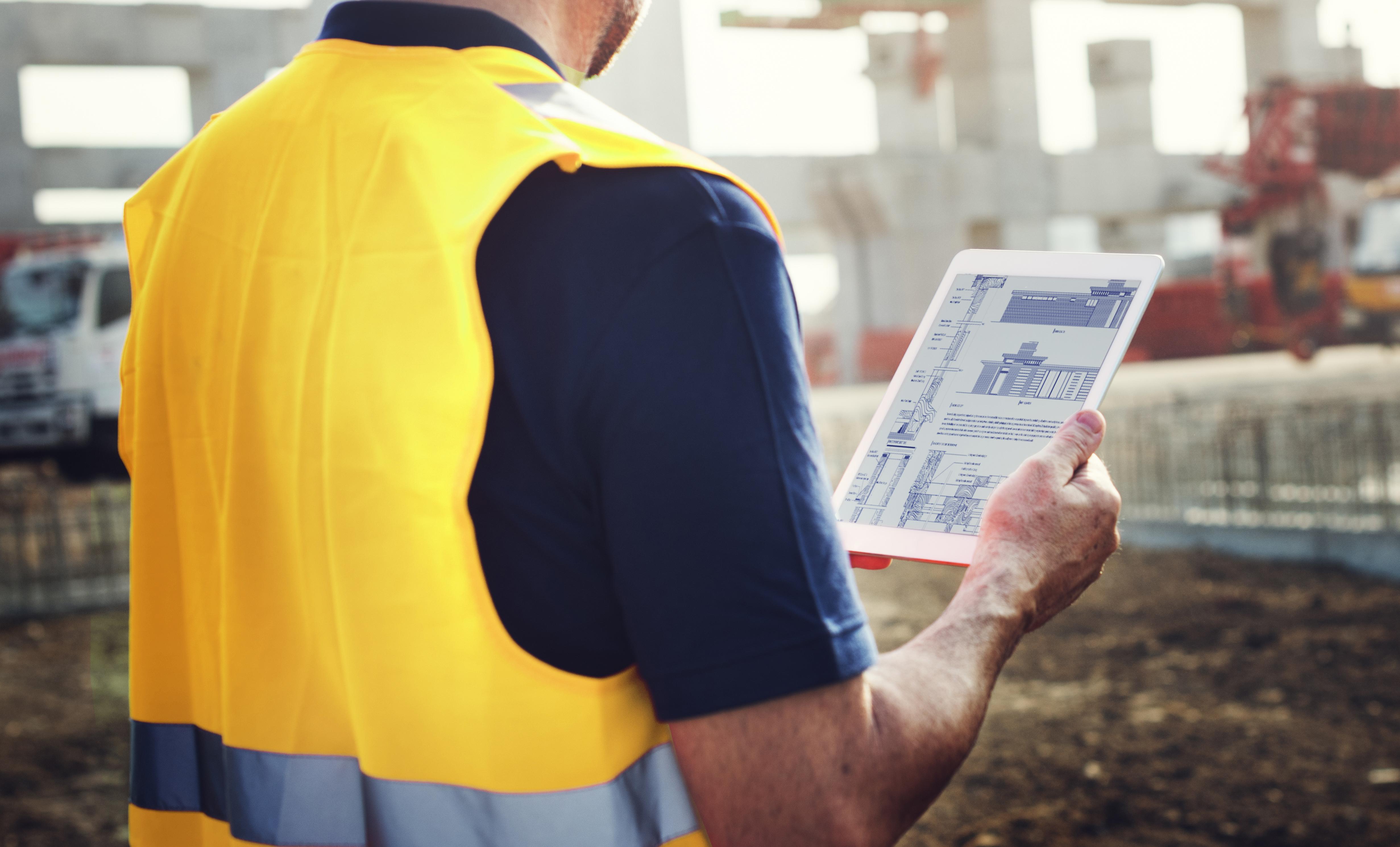 El sector de la construcción se suma a la digitalización.  / Fundación Telefónica.
