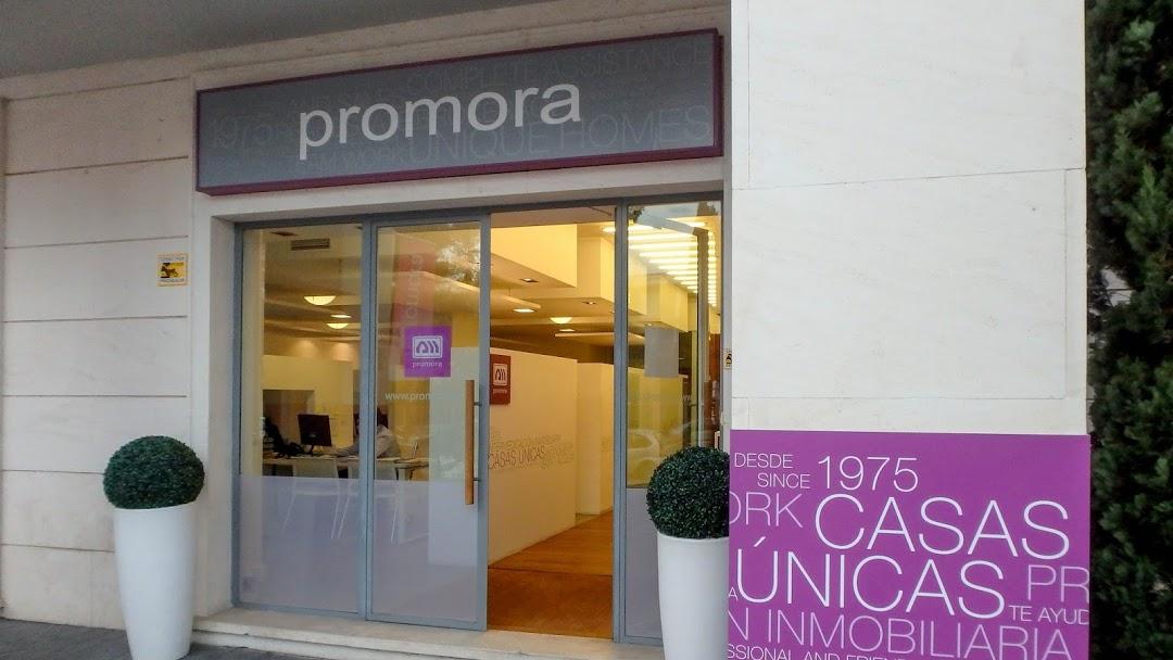 Agencia de Promora en Aravaca (Madrid) / Promora