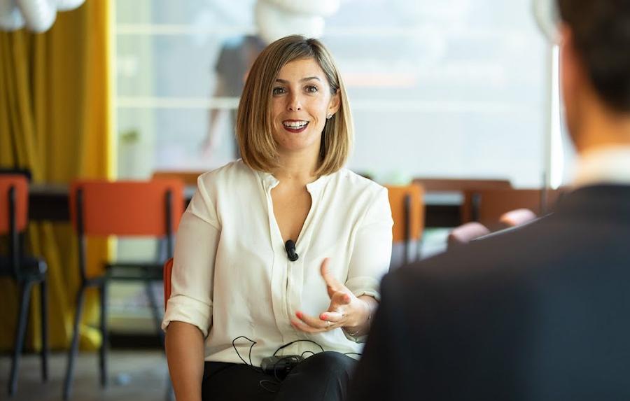 Rebeca Pérez, CEO de Invertis