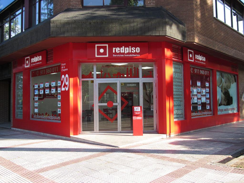 Una de las oficinas que Redpiso tiene repartidas por España.  / Redpiso.