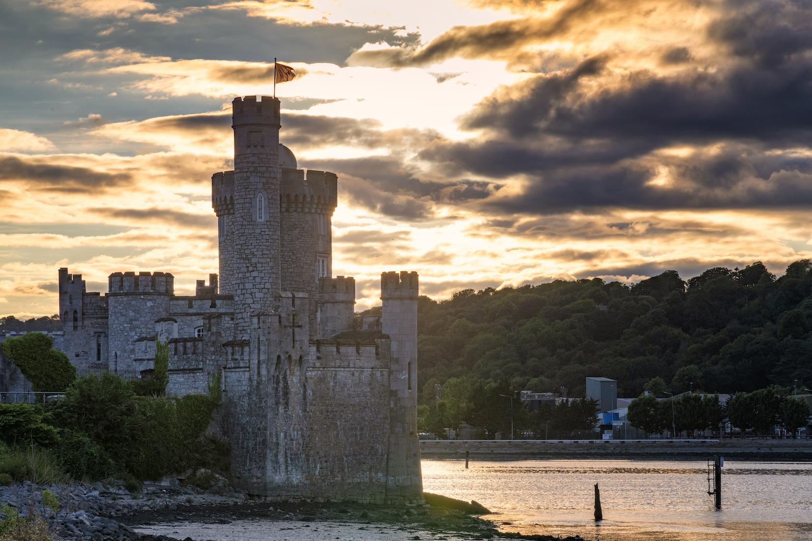 Castillo de Blackrock Condado de Cork / Turismo de Irlanda