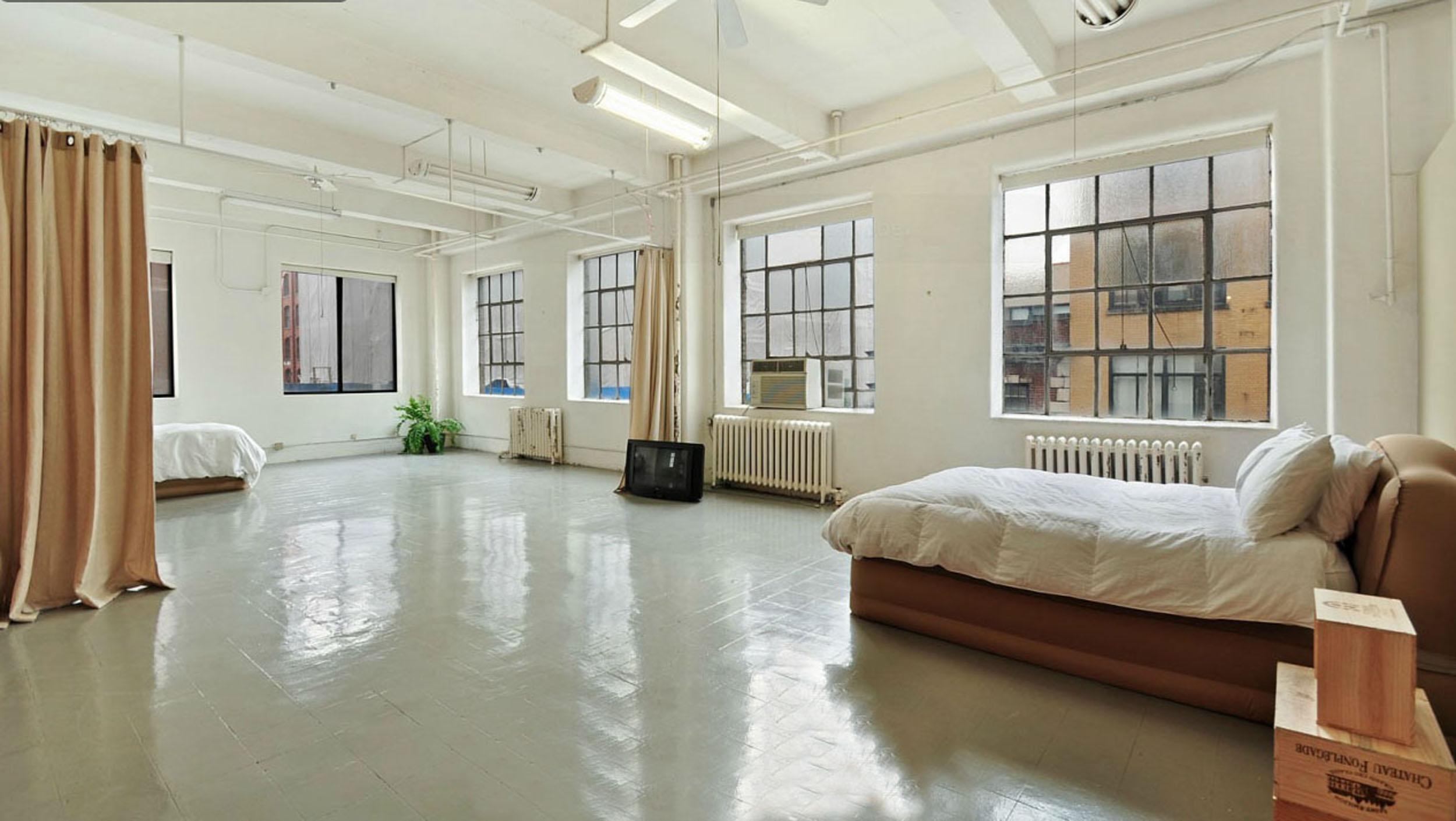Loft de la actriz Naomi Watts en Nueva York / Gtres
