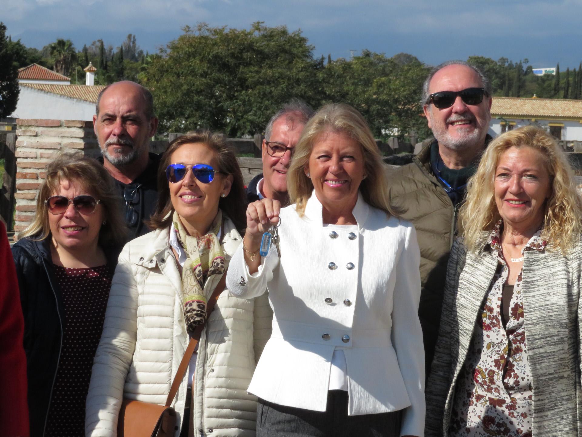Ángeles Muñoz, alcaldesa de Marbella / Gtres