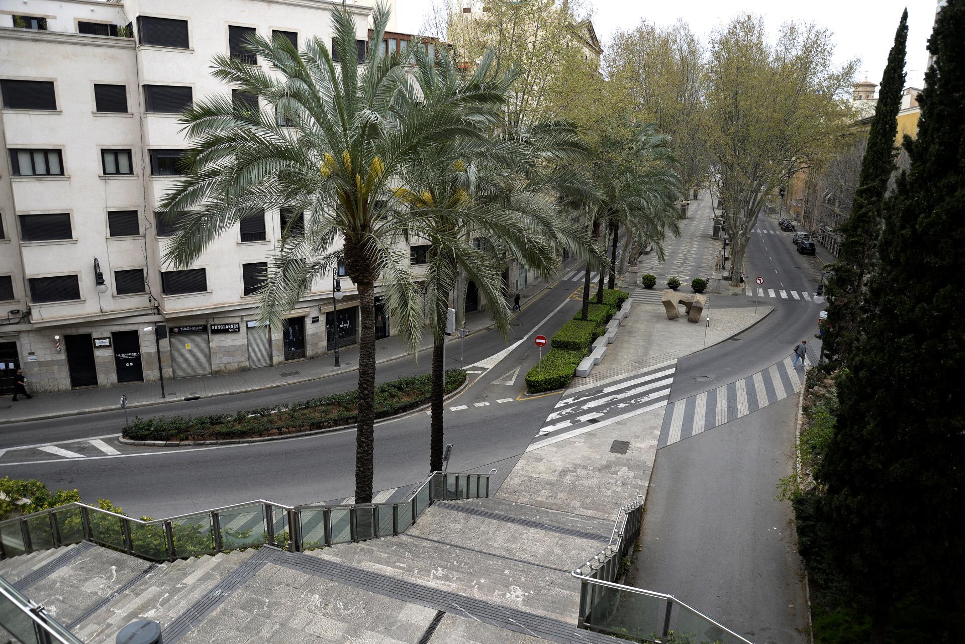 Las calles de Mallorca / Gtres