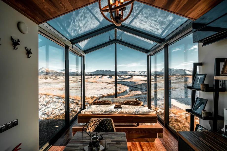 Unas vistas espectaculares / ÖÖD