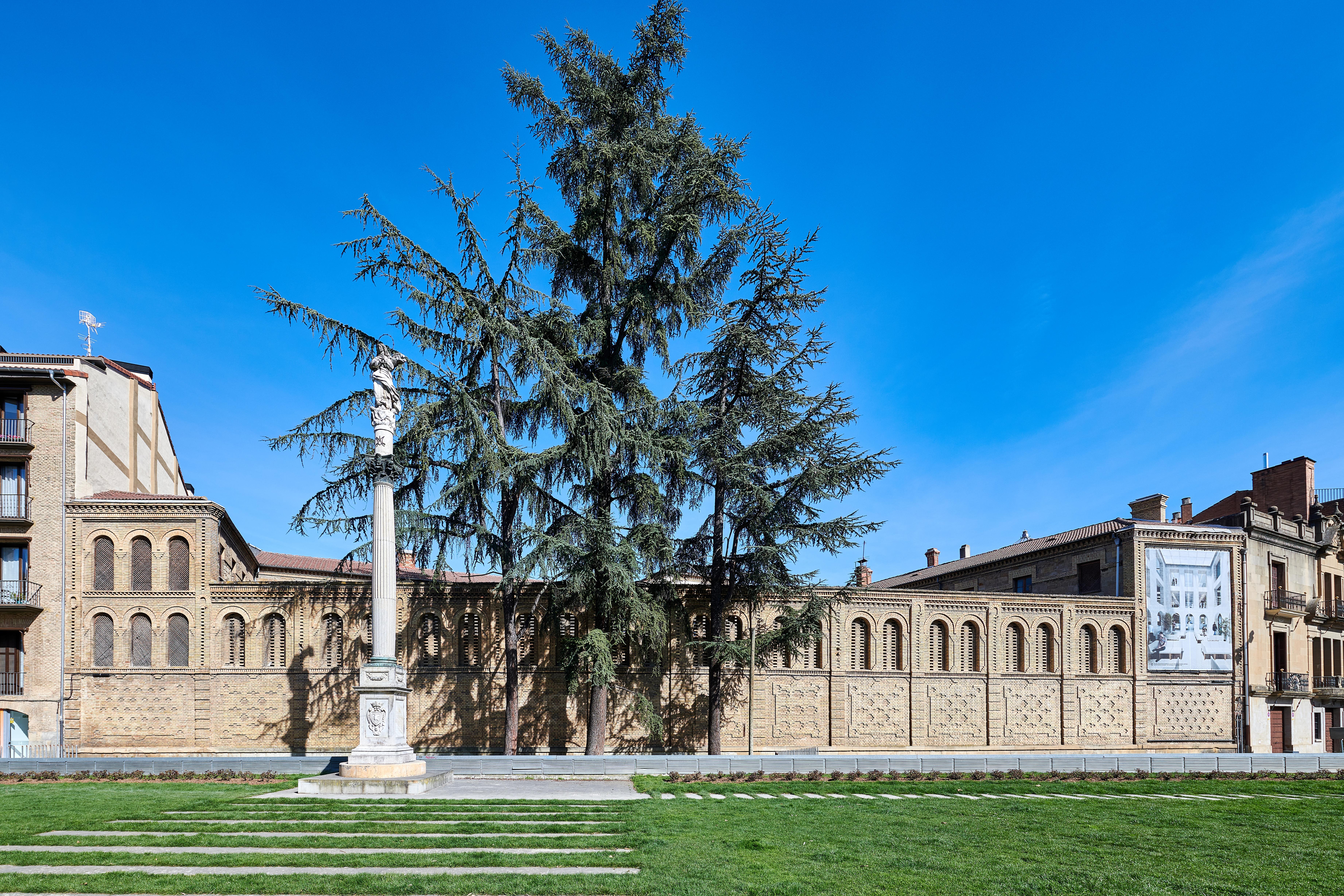 Imagen del exterior del convento. / ACR