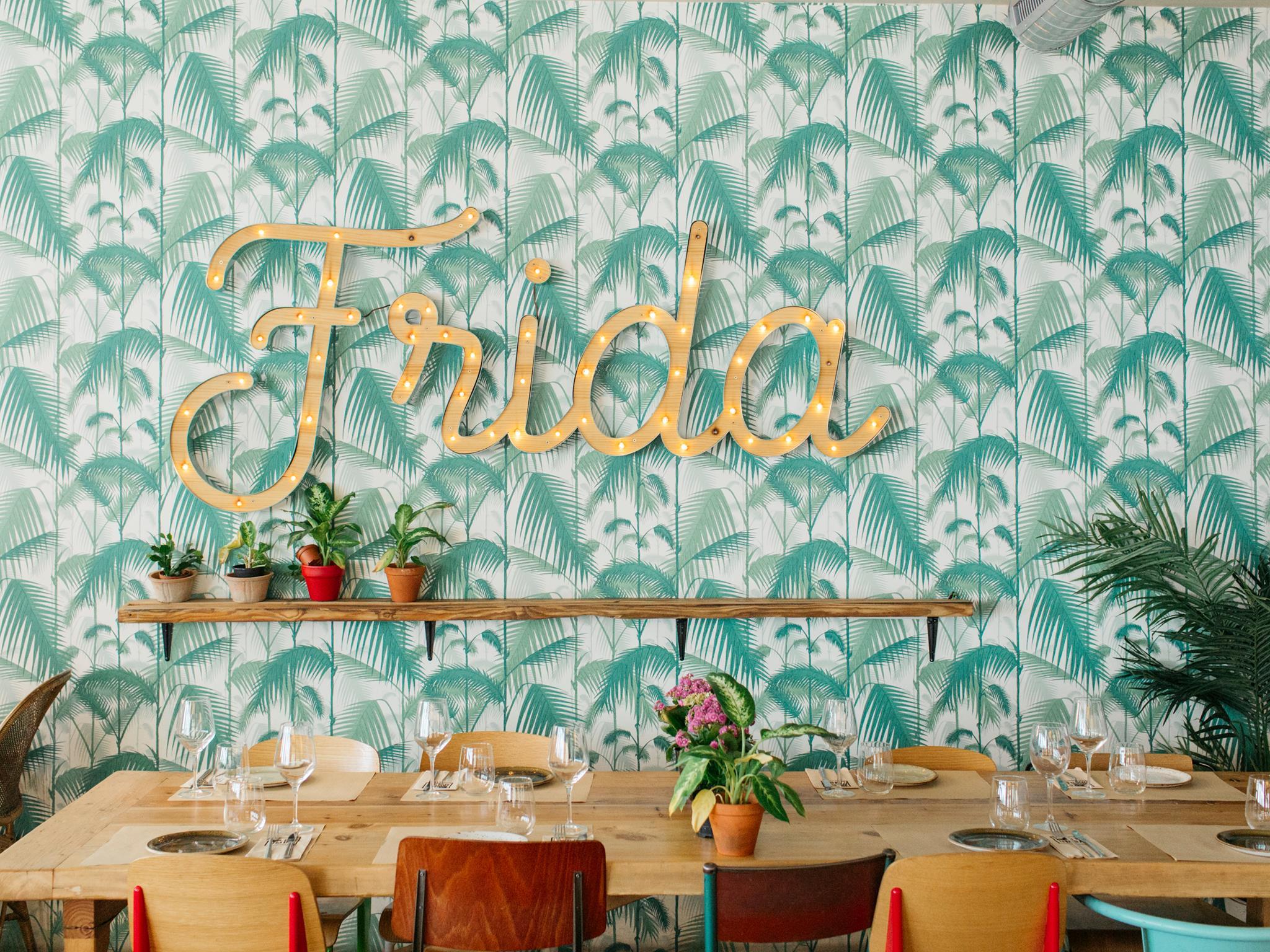 Cafetería Frida