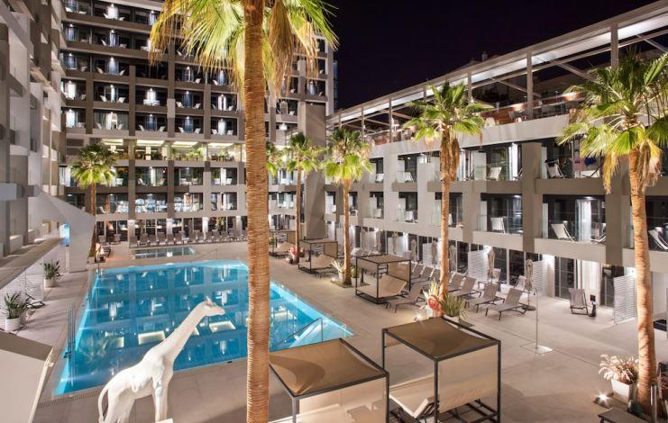 Hotel Innside Palma Bosque en Mallorca