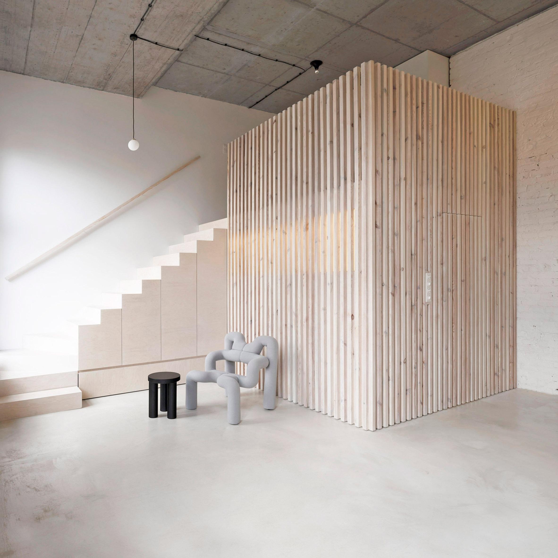 Baño y salón / Maja Wirkus