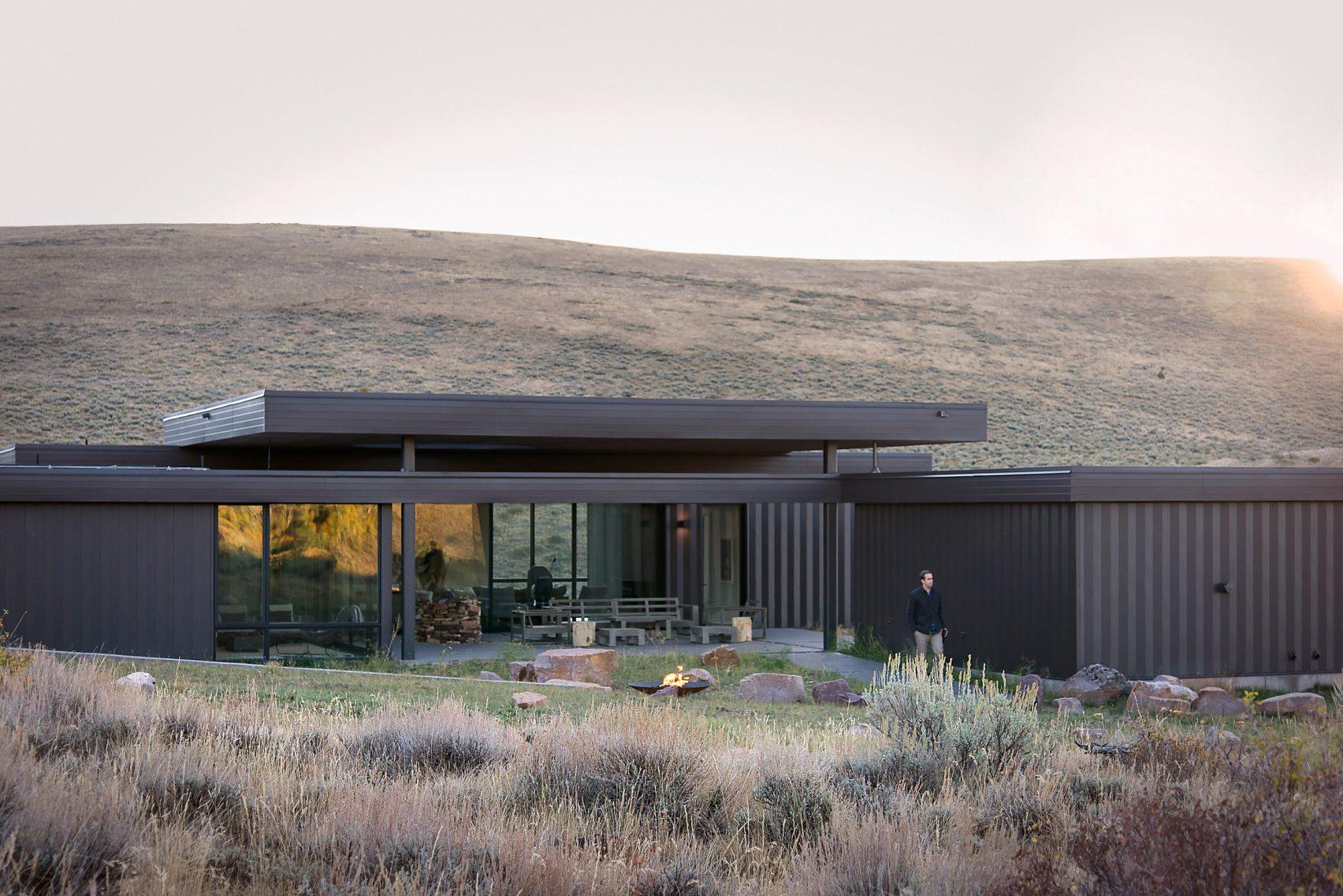 Exteriores de la vivienda / Imbue Design