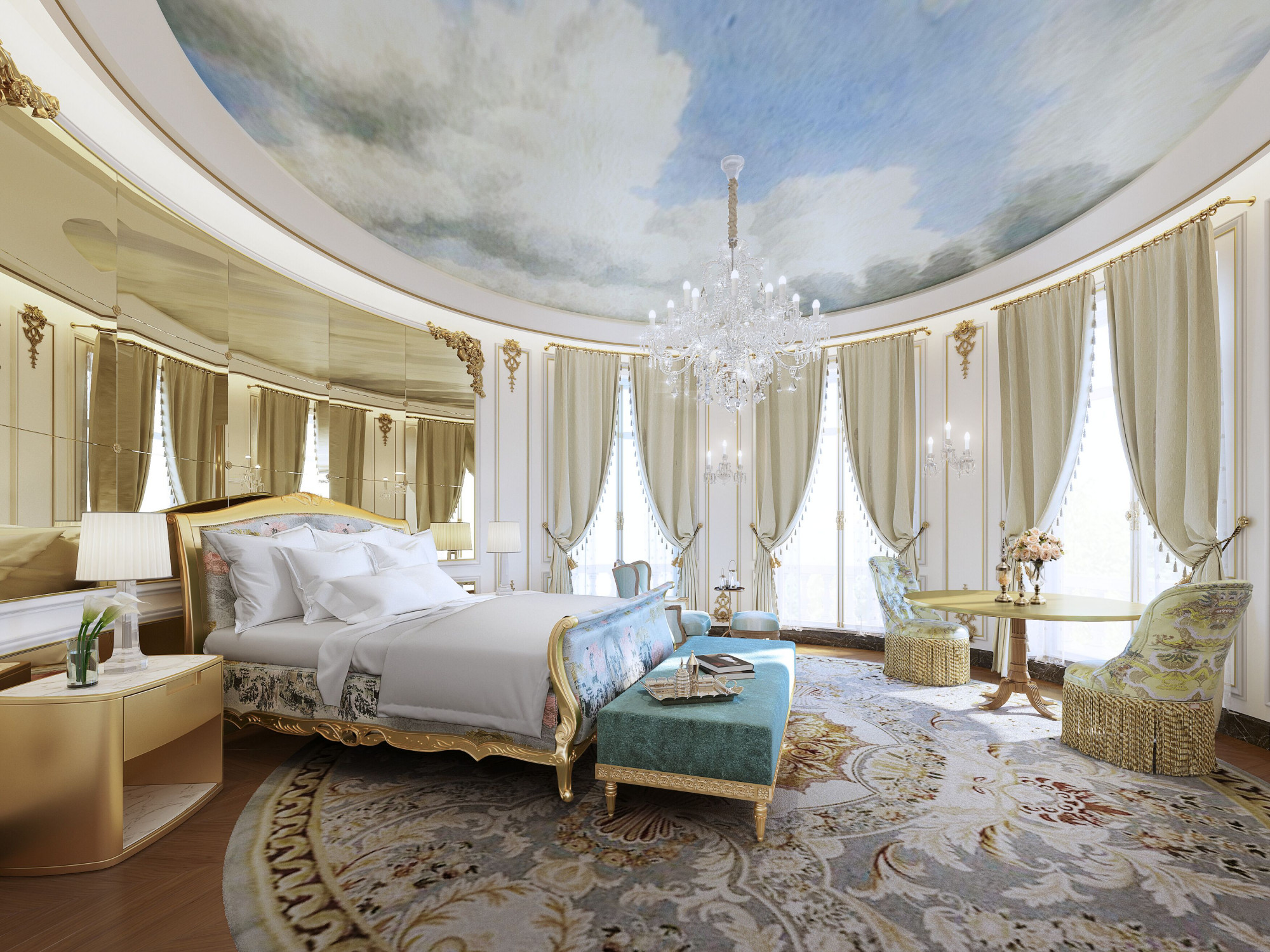 Royal Suite del Hotel Ritz | Mandarin Oriental