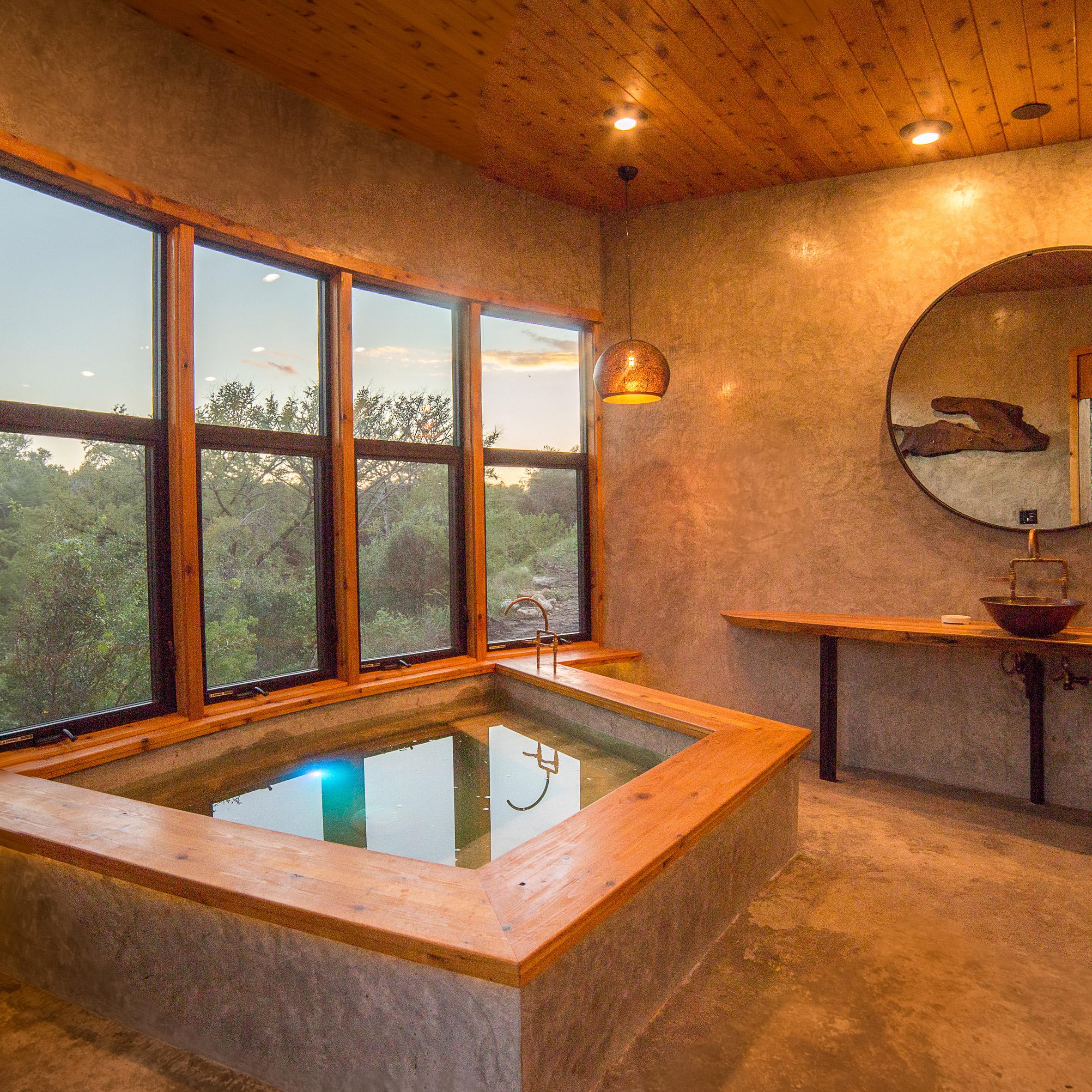 La sala de baños / Smiling Forest/ArtisTree