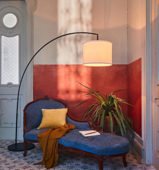 Lámpara de pie SKAFTET  / Ikea