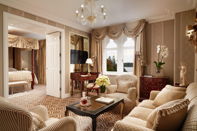 Una de la suites / Ashford Castle