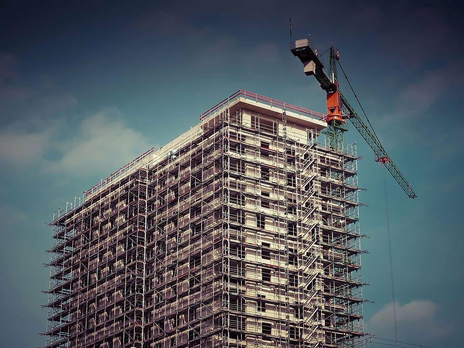 Imagen de una promoción de viviendas nuevas / Pxfuel