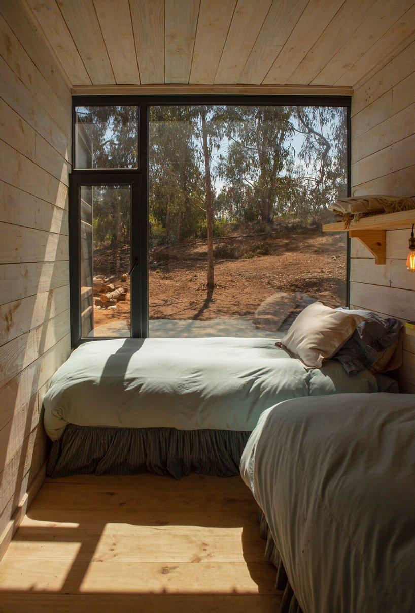 Amplia luminosidad con ventana de suelo a techo