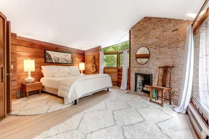 Dormitorio principal / Curbed