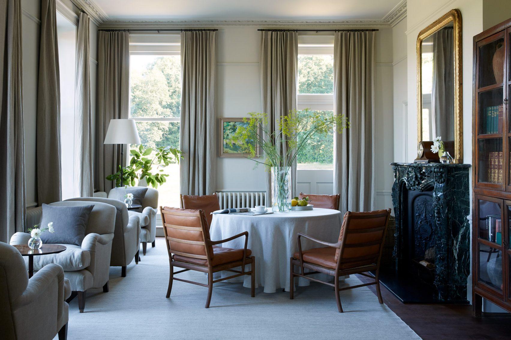 Suites con salón / Peter Cook