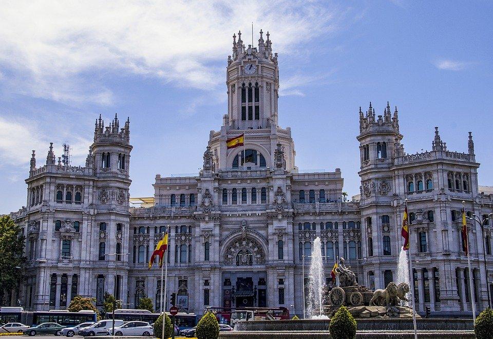 Ayuntamiento de Madrid / Wikimedia commons