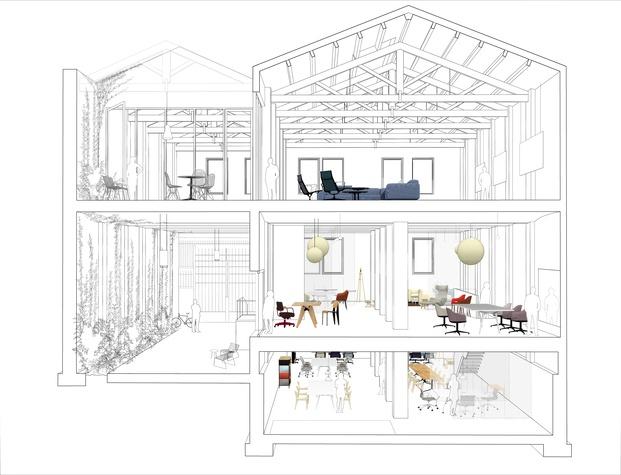 Plano edificio Montoya
