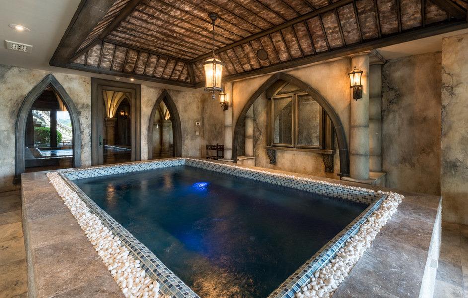 Junto a un spa y sauna