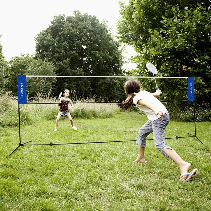 Red de voleibol o bádminton