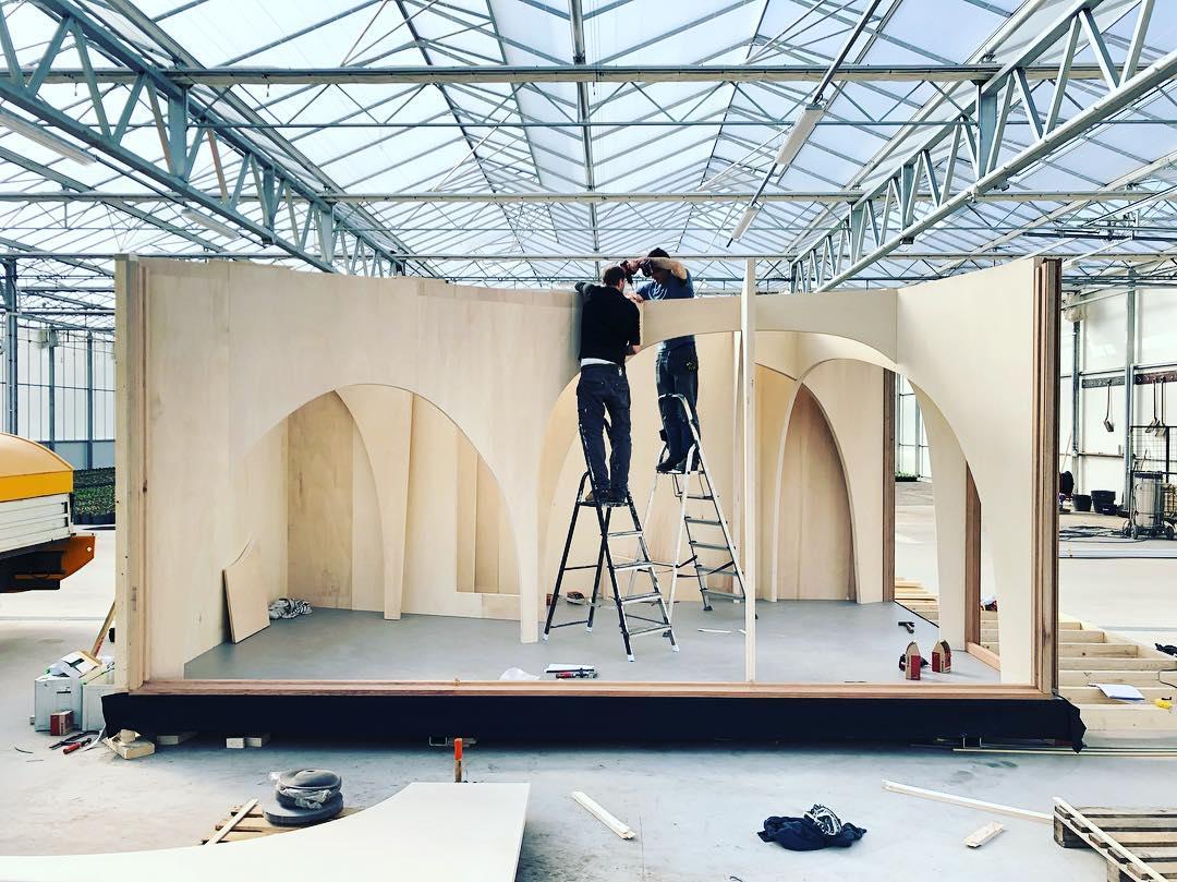 Fabricación industrializada / Jordi Huisman