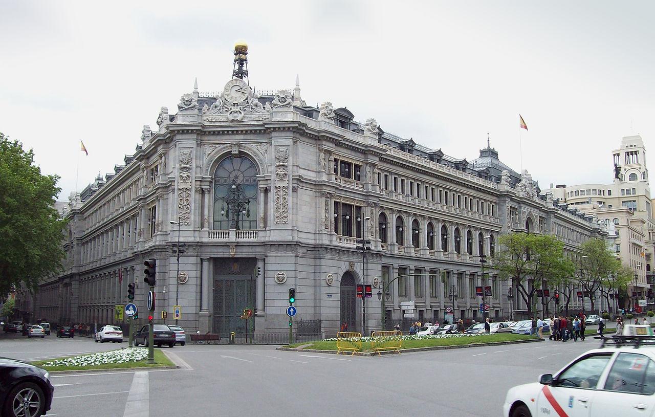 Sede del Banco de España/Foto de Luis García / Creative commons