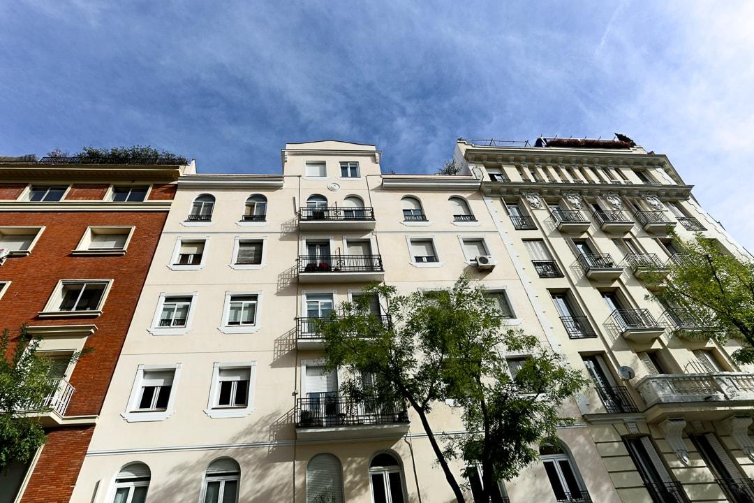 Edificio de Vitruvio en la calle Ayala (Madrid) / Vitruvio