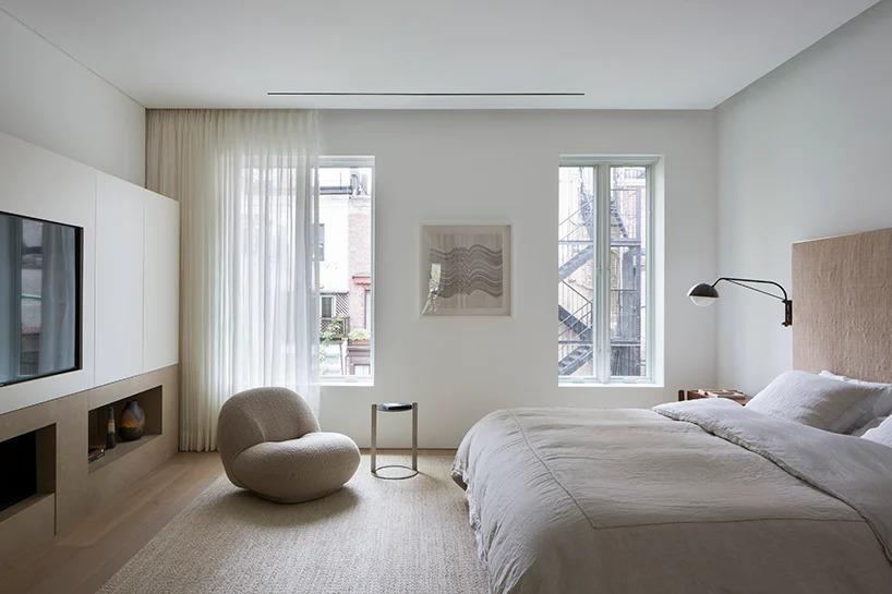 Dormitorio principal / Studio Arthur Casas