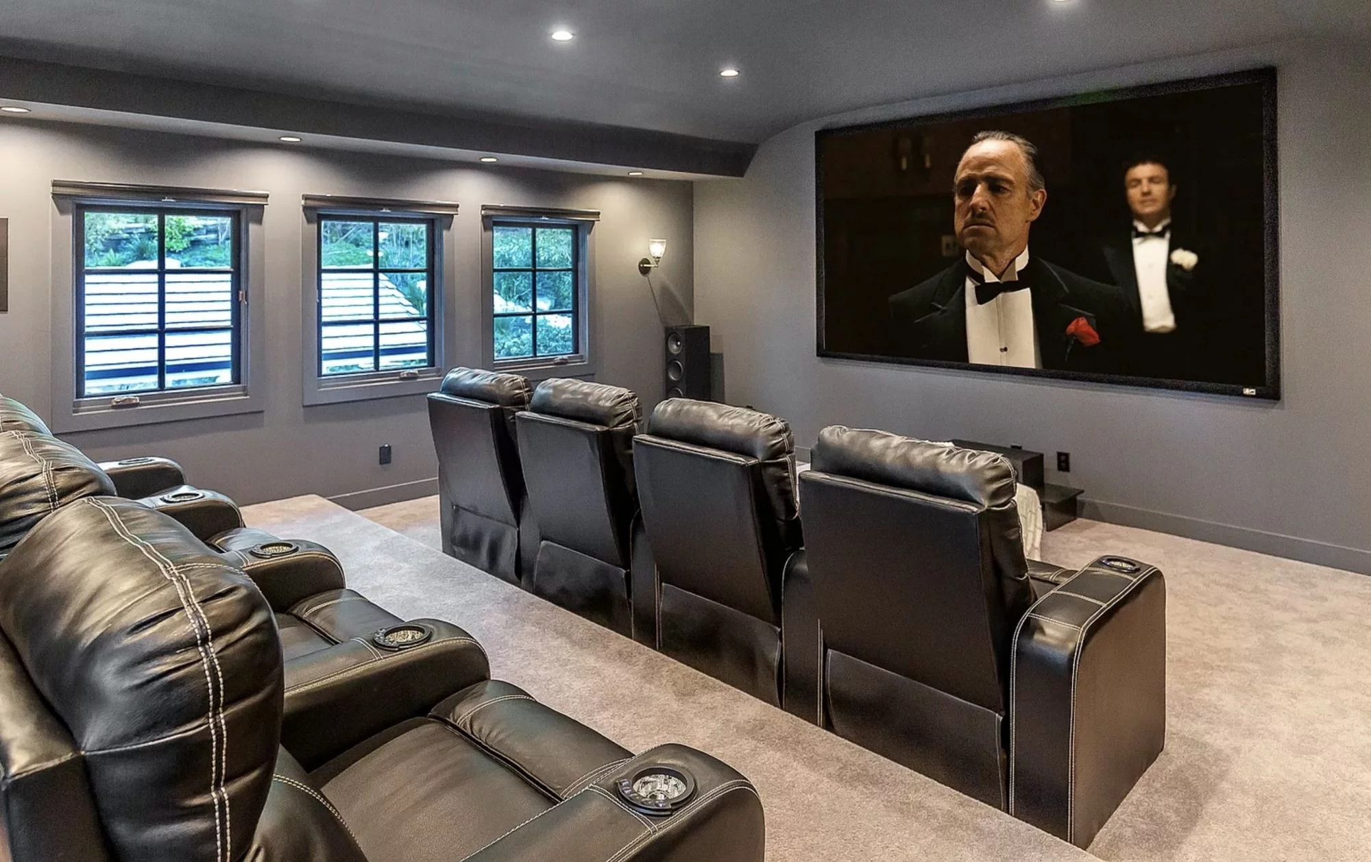Cine en casa / The Grosby Group