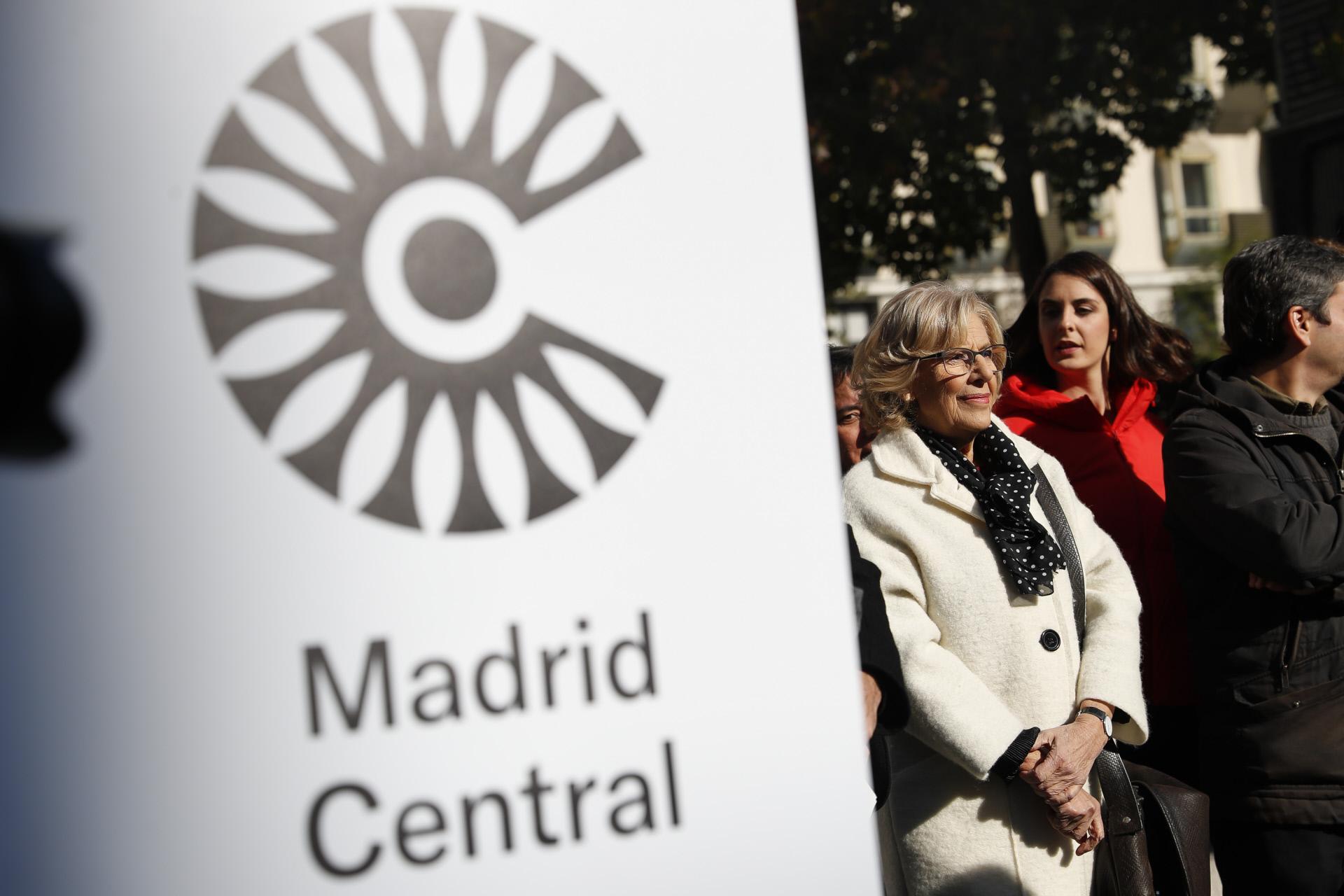 Manuela Carmena, ex alcaldesa de Madrid por Ahora Madrid / Gtres