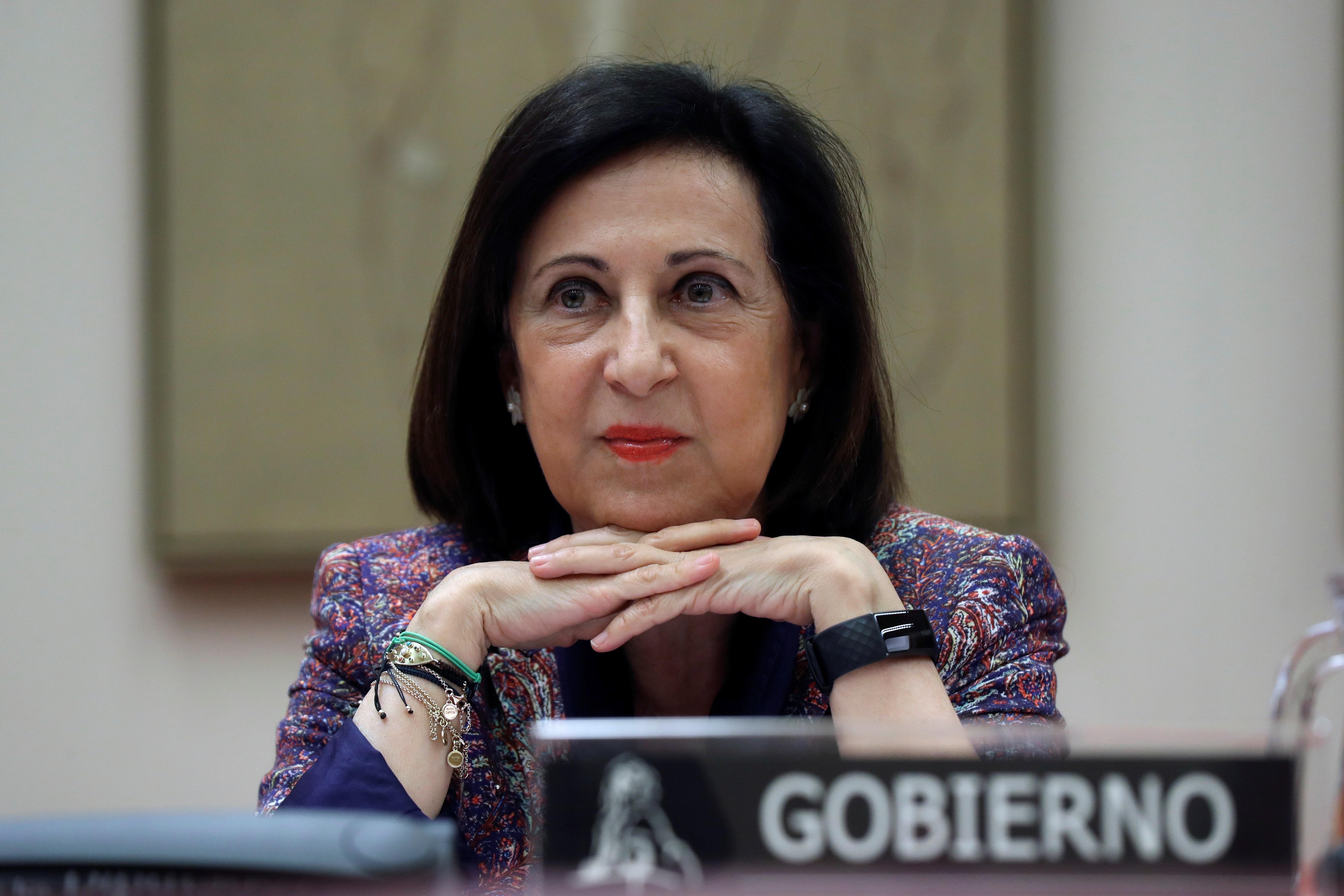 La ministra de Defensa, Margarita Robles / Gtres