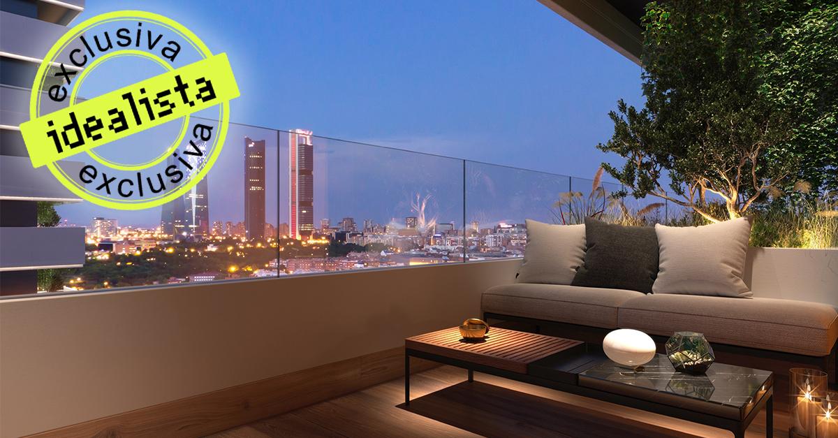 Imagen de una de las viviendas de Skyline Residencial
