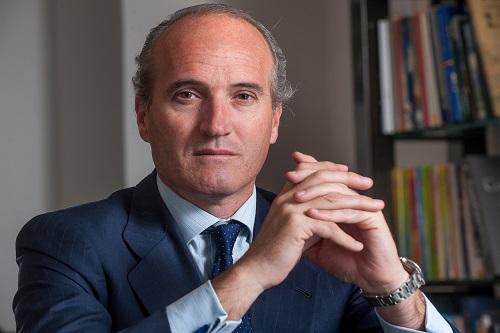 Julián Núñez, presidente de Seopan. / Seopan