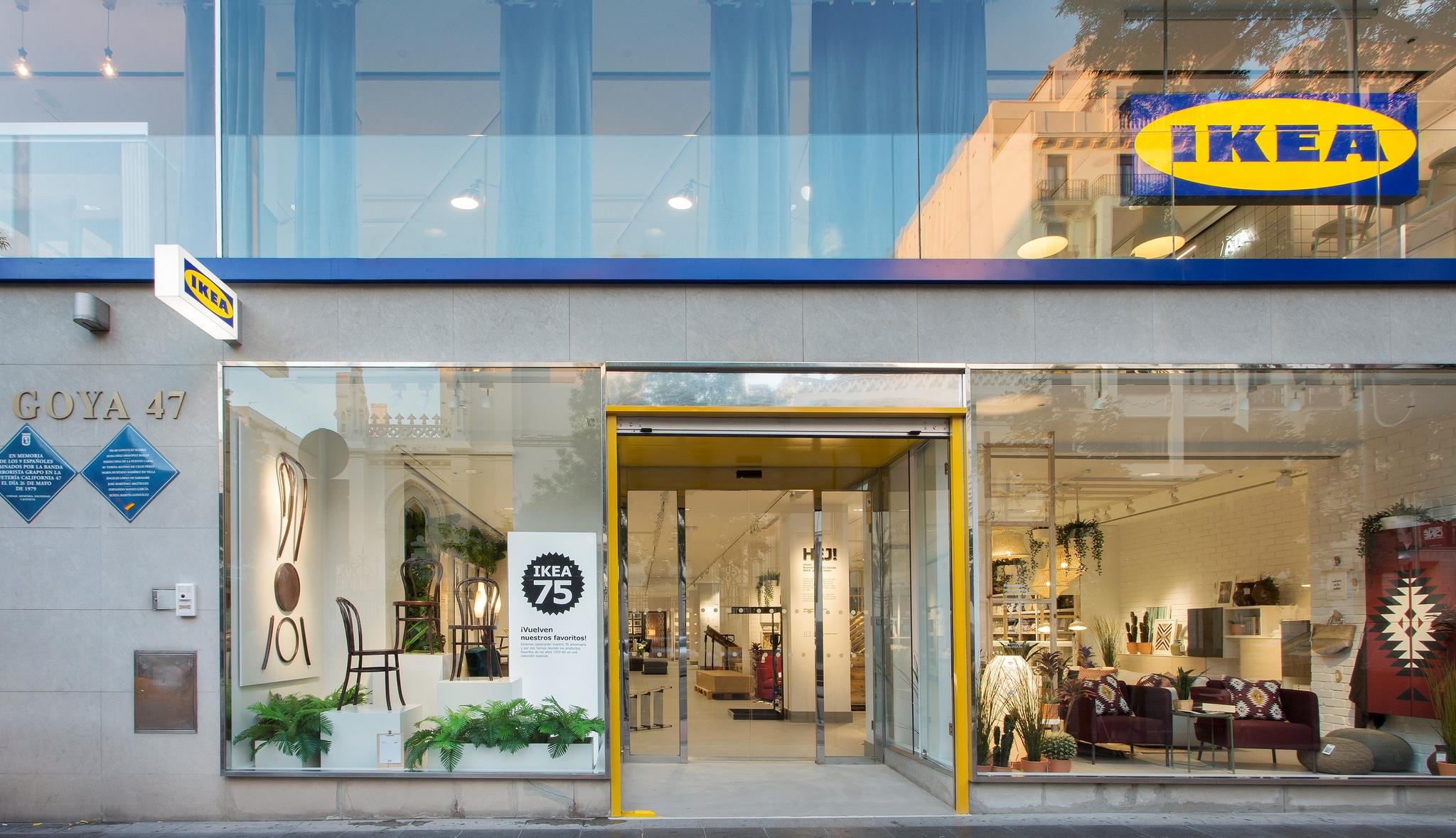 Ikea rastrea la Diagonal: busca local para su primera tienda