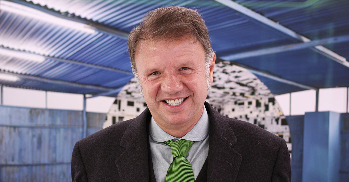 Jesús Gil, CEO de Gilmar
