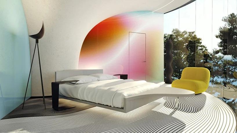 Dormitorio / Karim Rashid