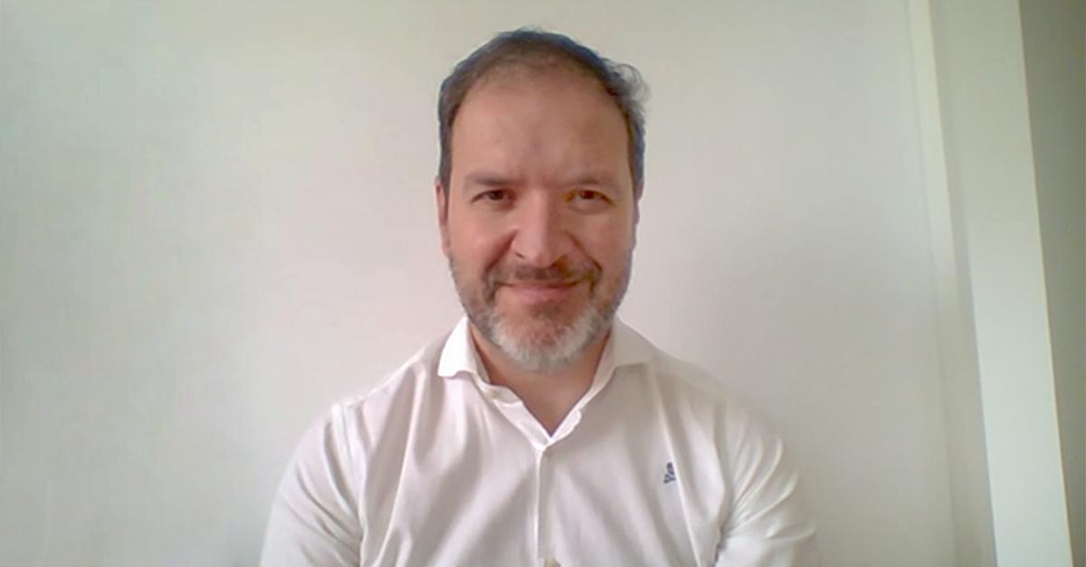 Mariano Fuentes, delegado del Área de Urbanismo del Ayuntamiento de Madrid