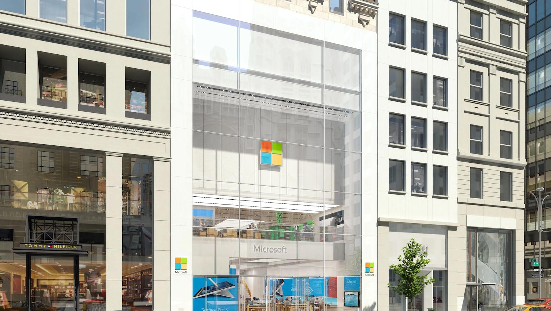 Microsoft Quinta Avenida