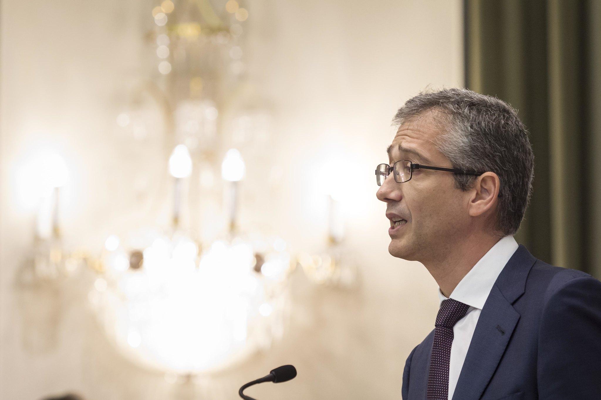 Pablo Hernández de Cos, gobernador del Banco de España / Flickr/Creative commons